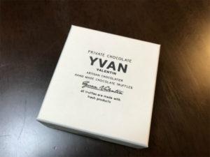 イヴァン・ヴァレンティン(YVAN VALENTIN)