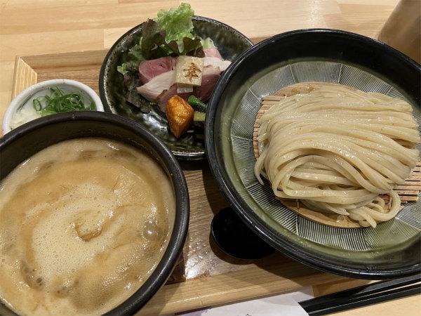 濃厚つけ麺