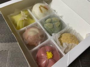 上生菓子@川村屋